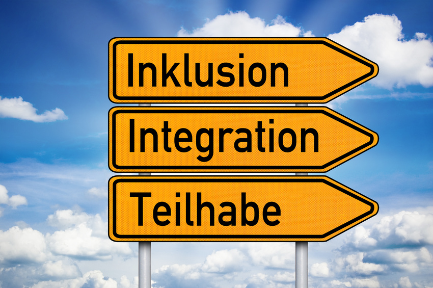 Inklusion, Integration, Teilhabe